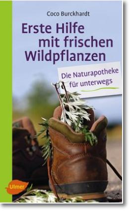 Blick ins Buch  Erste Hilfe mit frischen Wildpflanzen